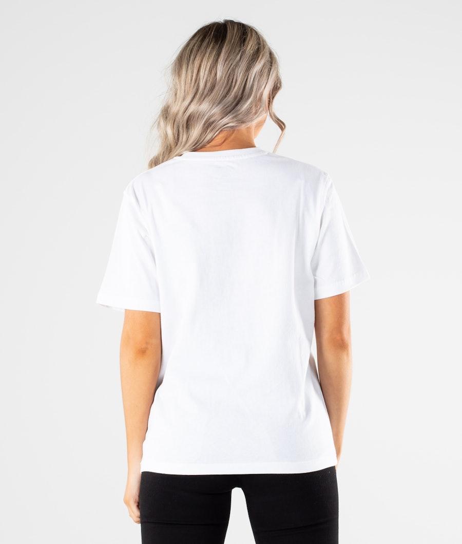 Dickies Horseshoe T-shirt Femme White