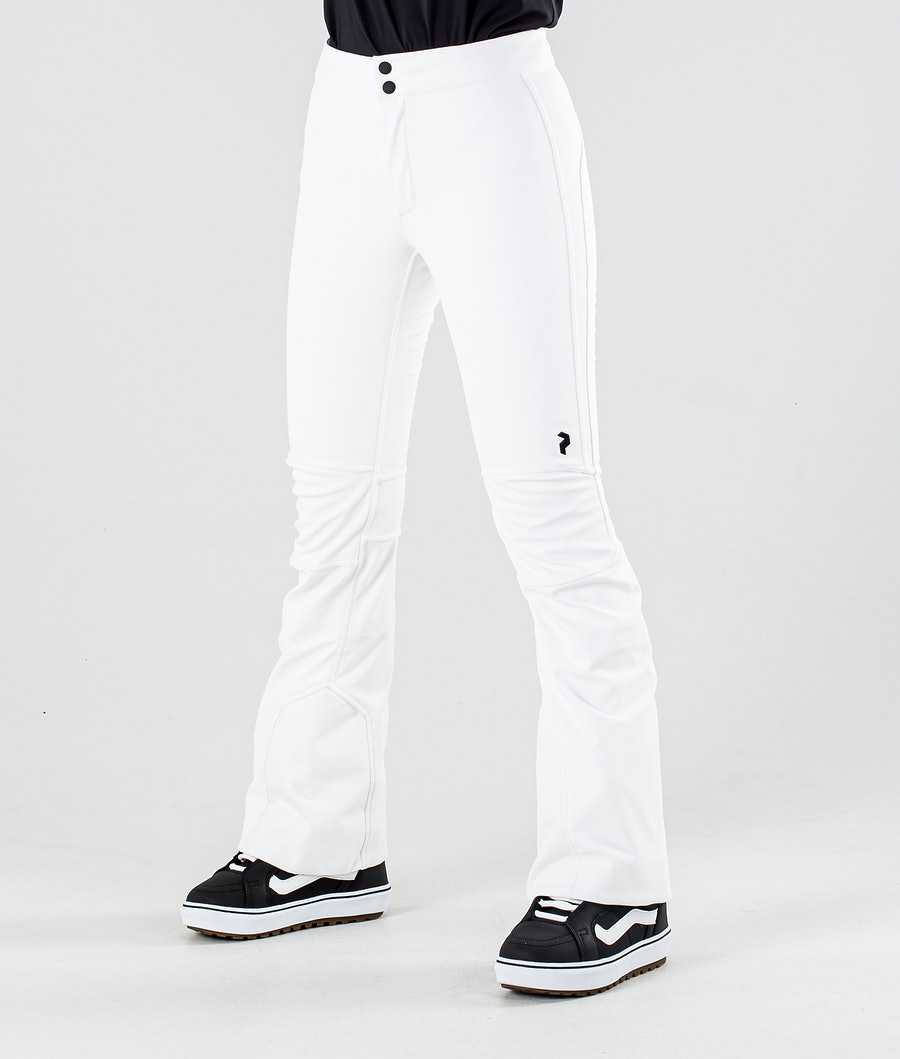 Peak Performance Stretch Snowboard Pants Offwhite
