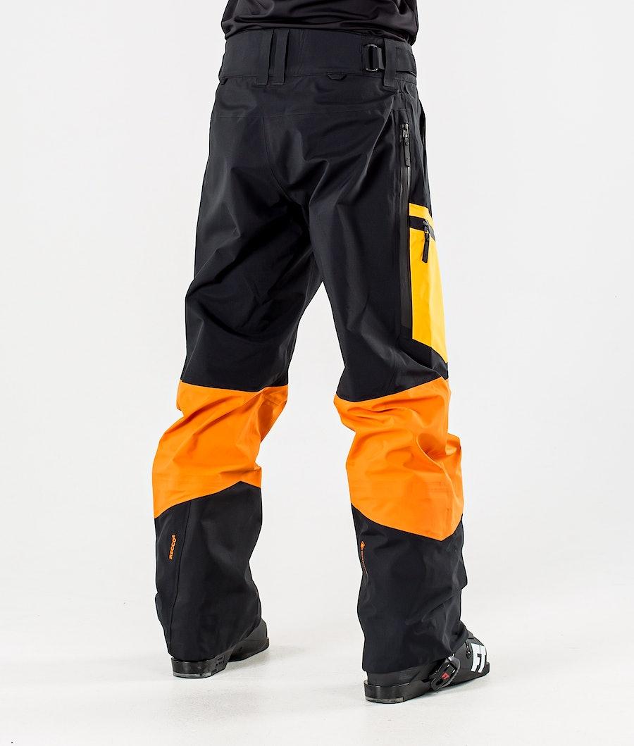 Peak Performance Gravity Skibukse Orange Altitude