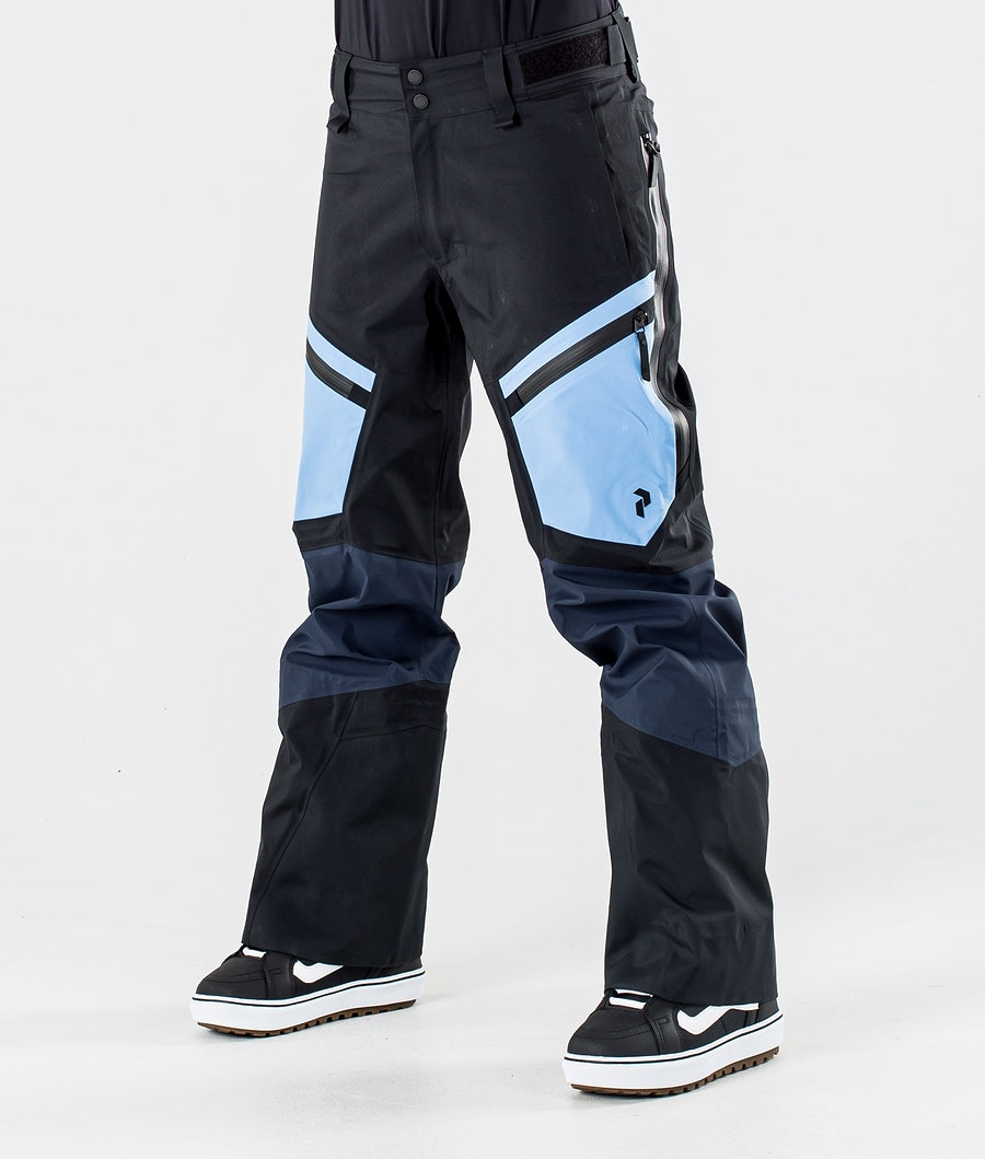 Peak Performance Gravity Snowboardhose Blue Shadow