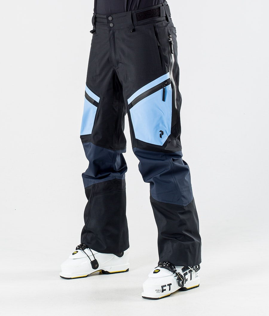 Peak Performance Gravity Pantalon de Ski Blue Shadow
