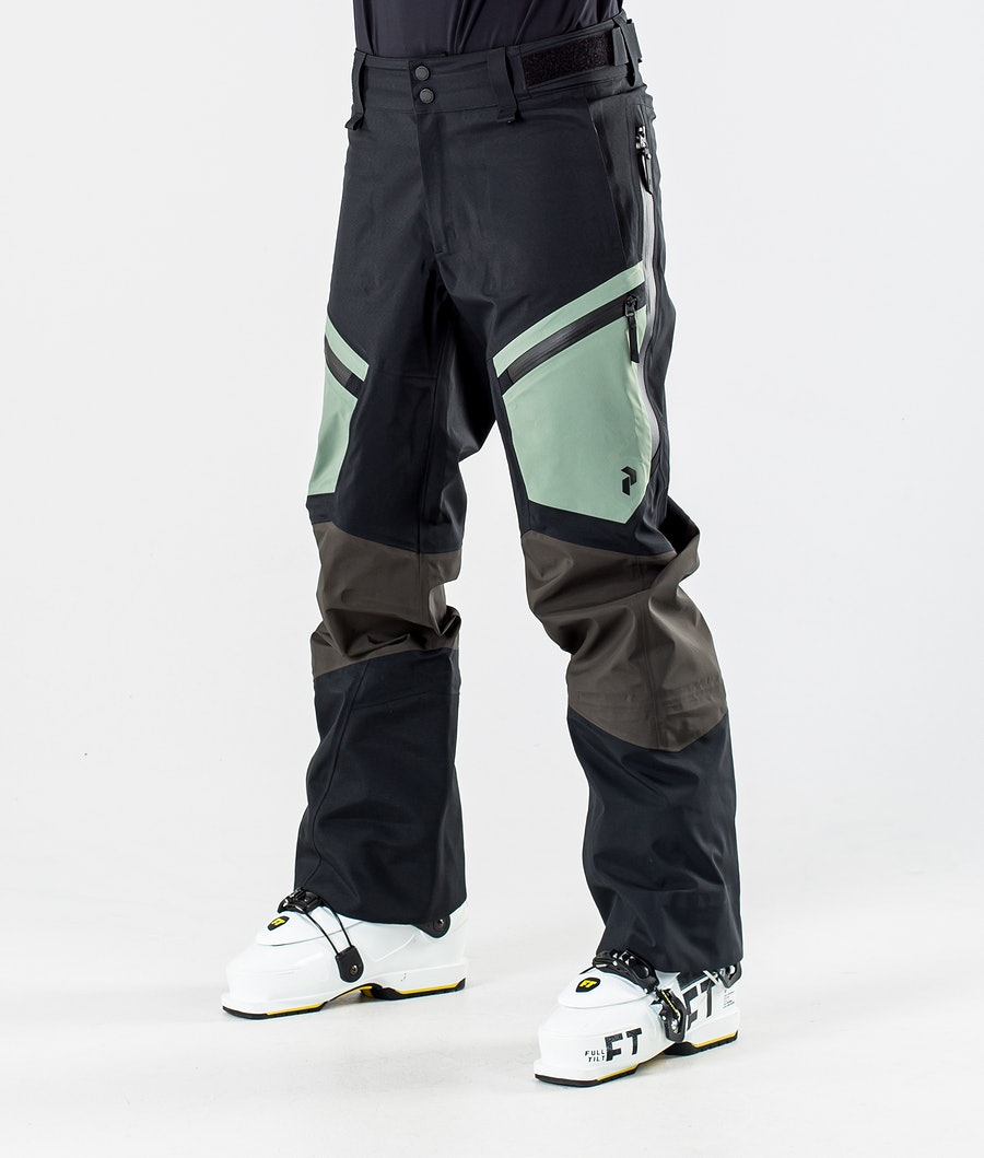 Peak Performance Gravity Pantalon de Ski Coniferous Green