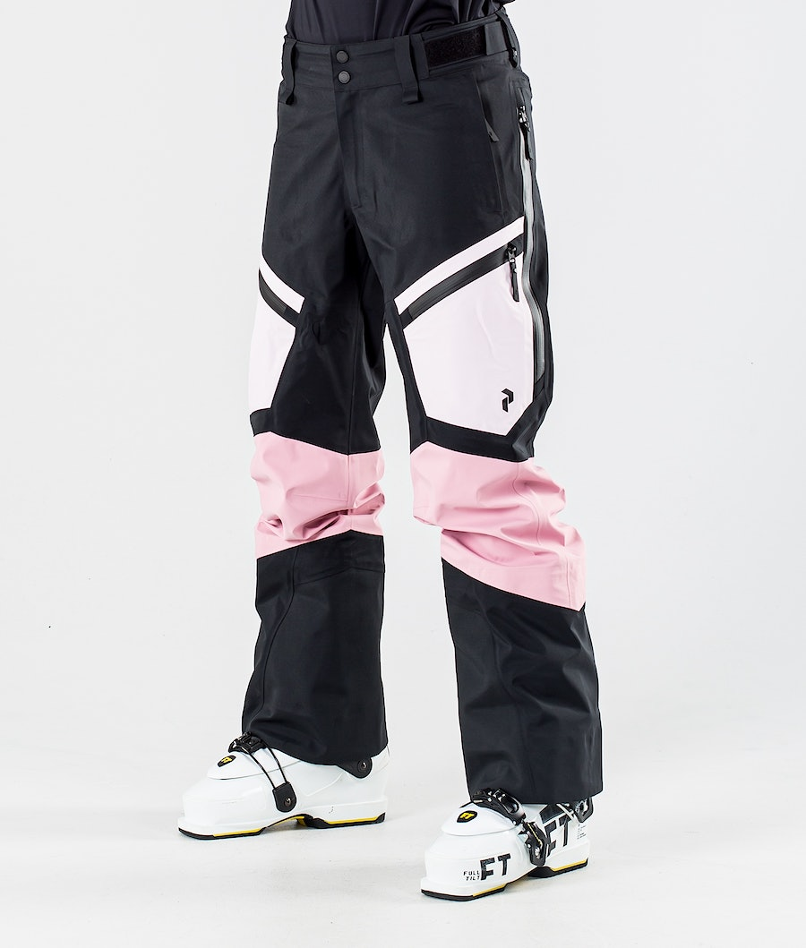 Peak Performance Gravity Pantalon de Ski Frosty Rose