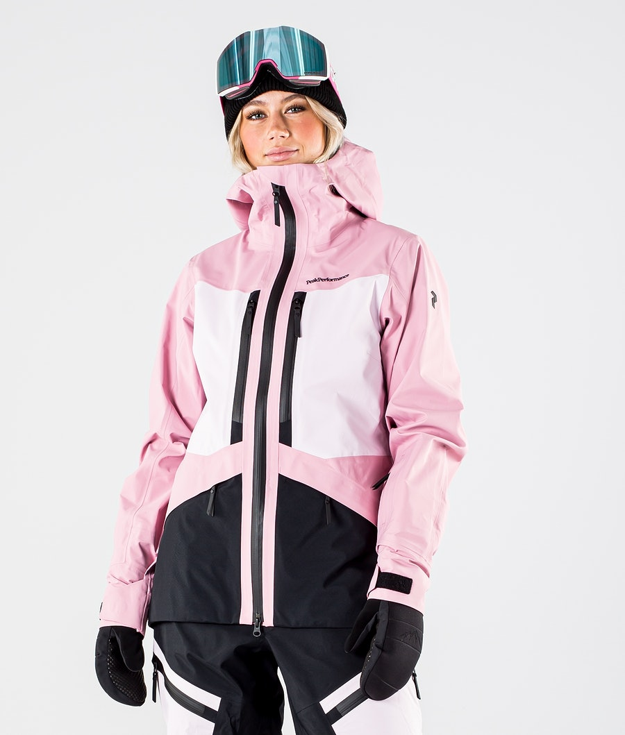 Peak Performance Gravity Snowboardjacke Frosty Rose
