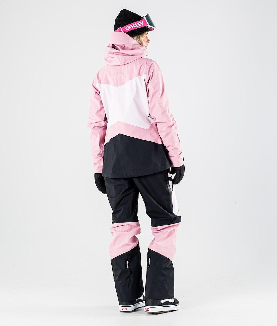 Peak Performance Gravity Snowboardjakke Dame Frosty Rose