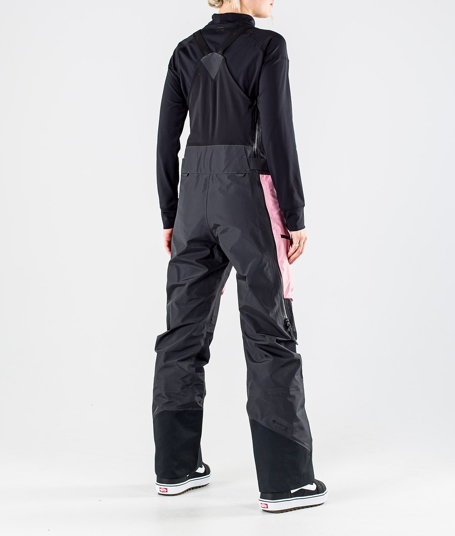 Peak Performance Vertical Pro Snowboardbukse Dame Iron Cast