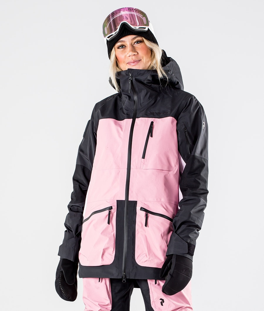 Peak Performance Vertical Pro Snowboardjacke Iron Cast