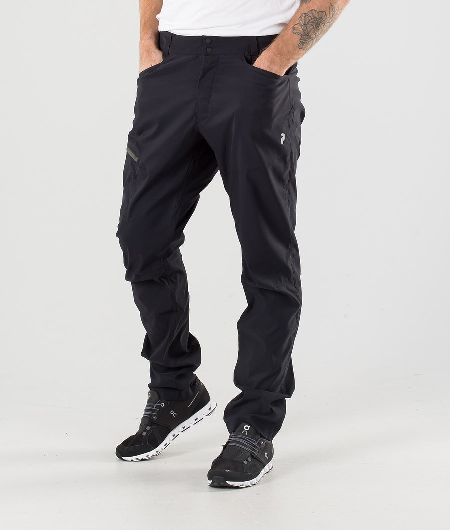 Peak Performance Iconiq Pantalon Randonnée Black