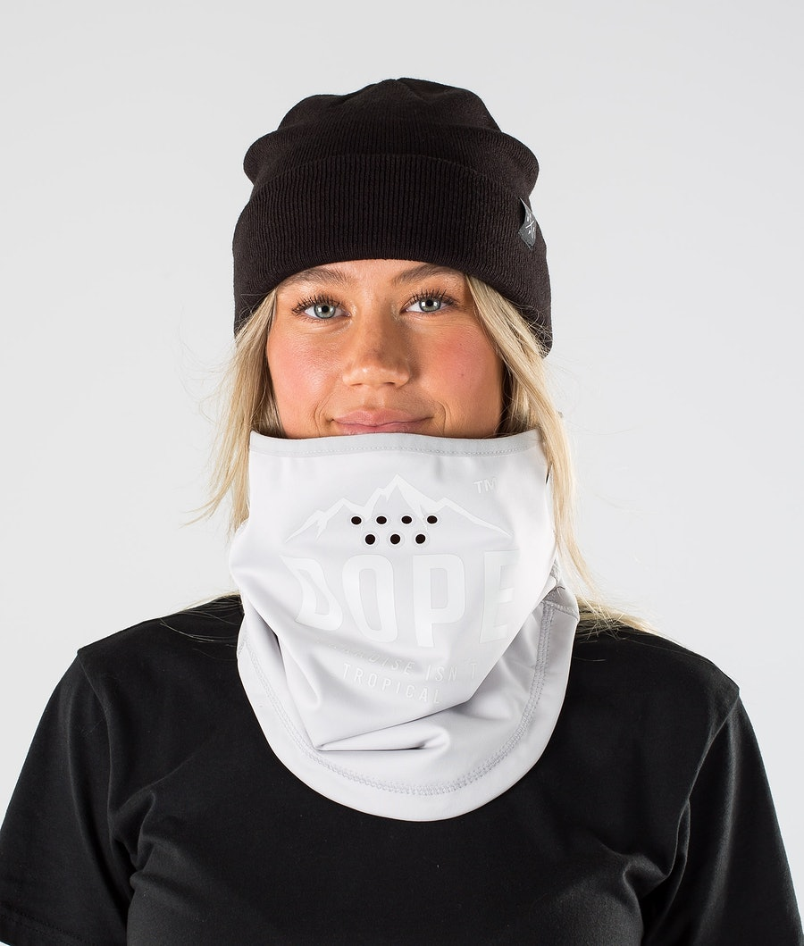 Dope Stanton Skimasker Dames Light Grey Paradise