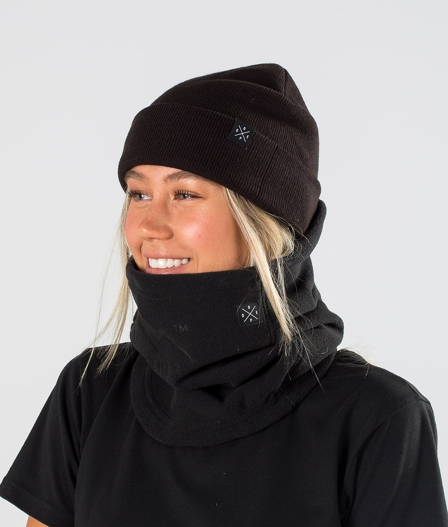 Dope Cozy Tube Skimaske Black