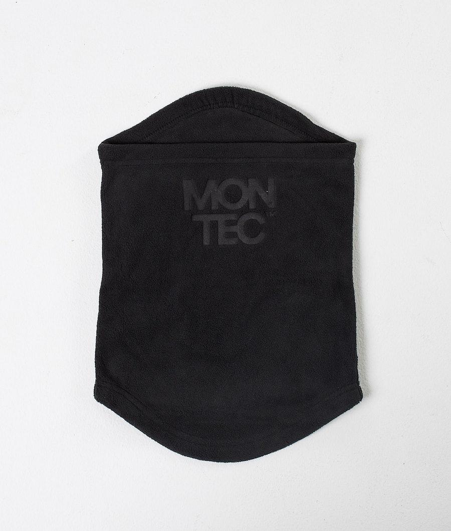 Montec Echo Tube Scaldacollo Donna Black