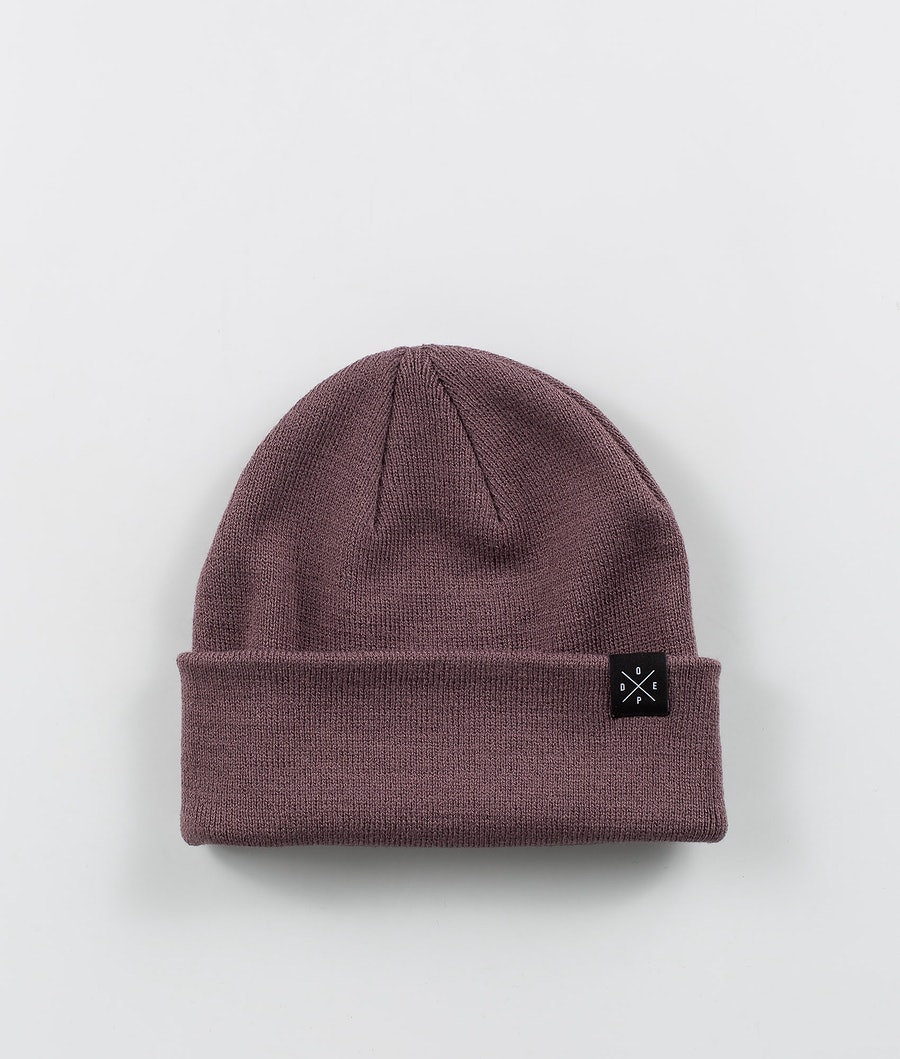 Dope Solitude Bonnet Femme Faded Grape