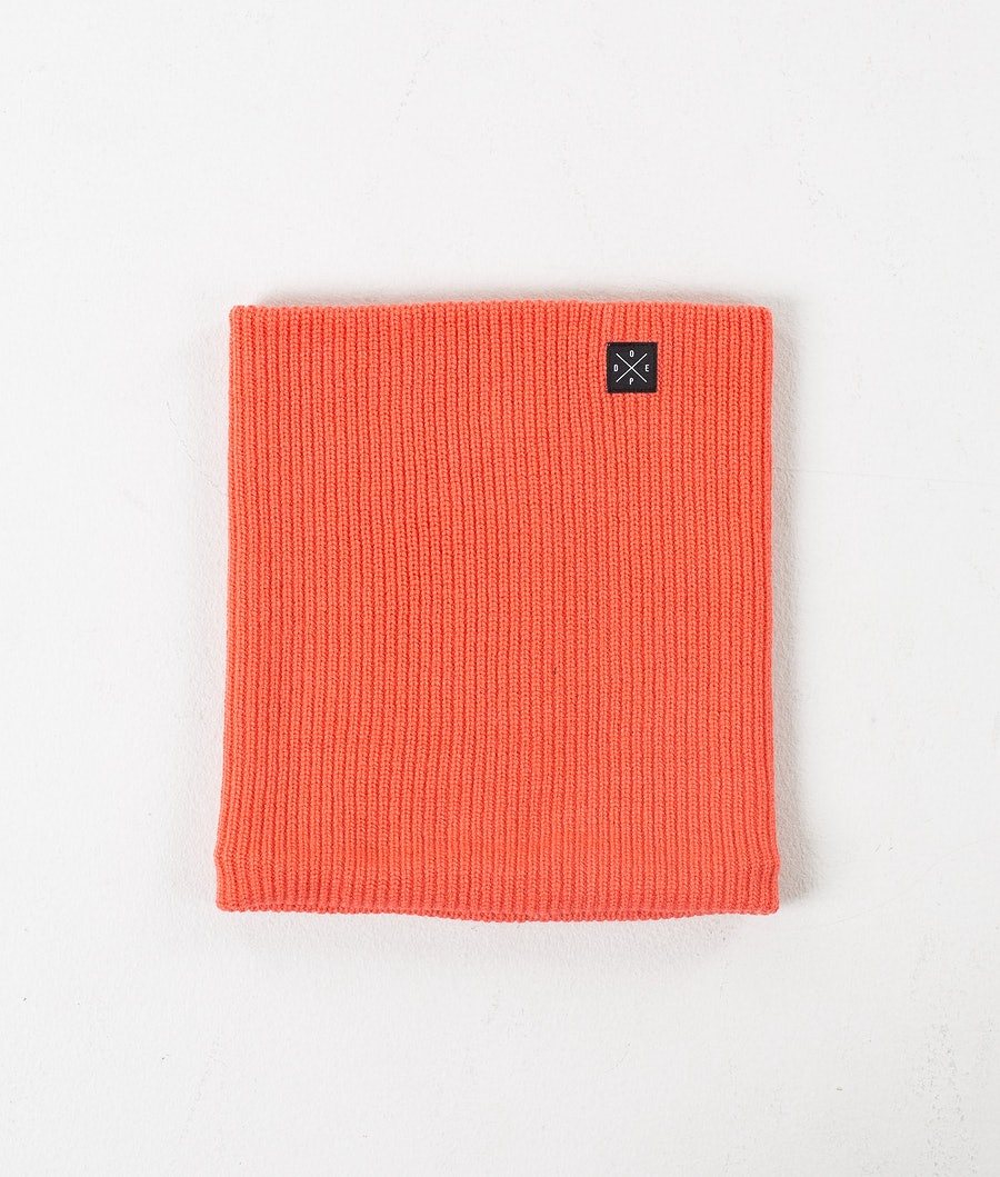 Dope 2X-UP Knitted Tour de cou Femme Coral