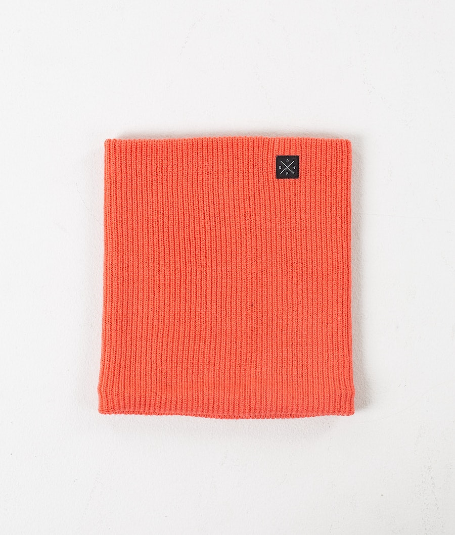 Dope 2X-UP Knitted Scaldacollo Donna Coral
