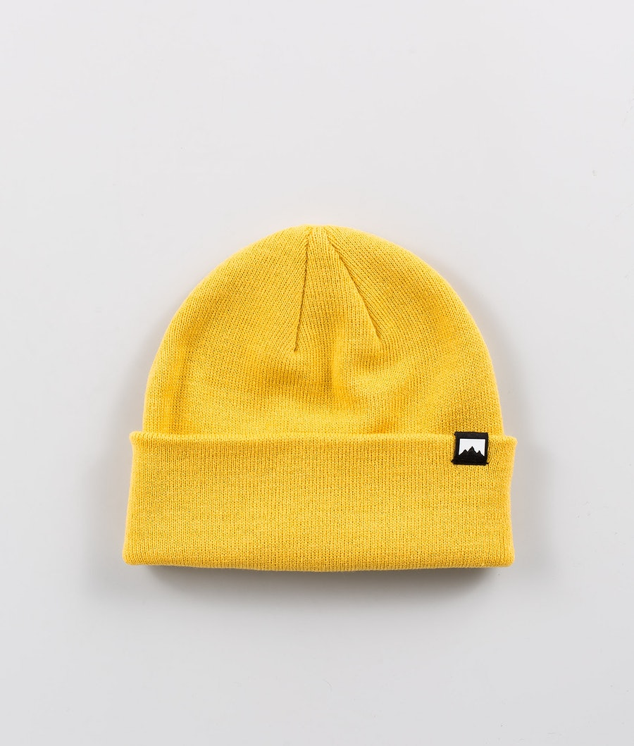 Montec Echo Beanie Dames Yellow