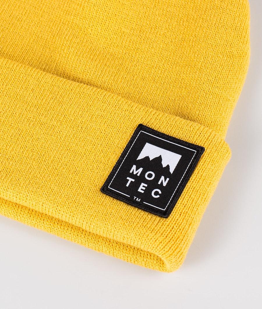 Montec Kilo II Beanie Dames Yellow