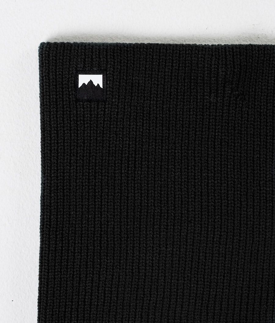 Montec Classic Knitted Women's Facemask Black