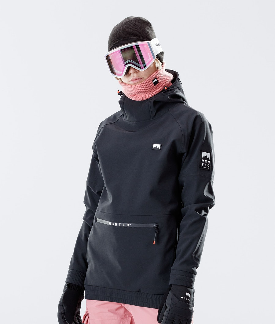 Montec Tempest W Ski jas Black
