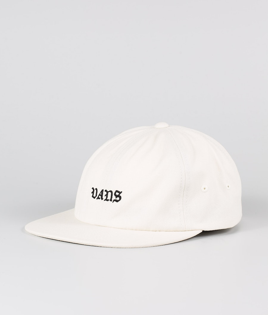 Vans Trobe Jockey Casquette Antique White