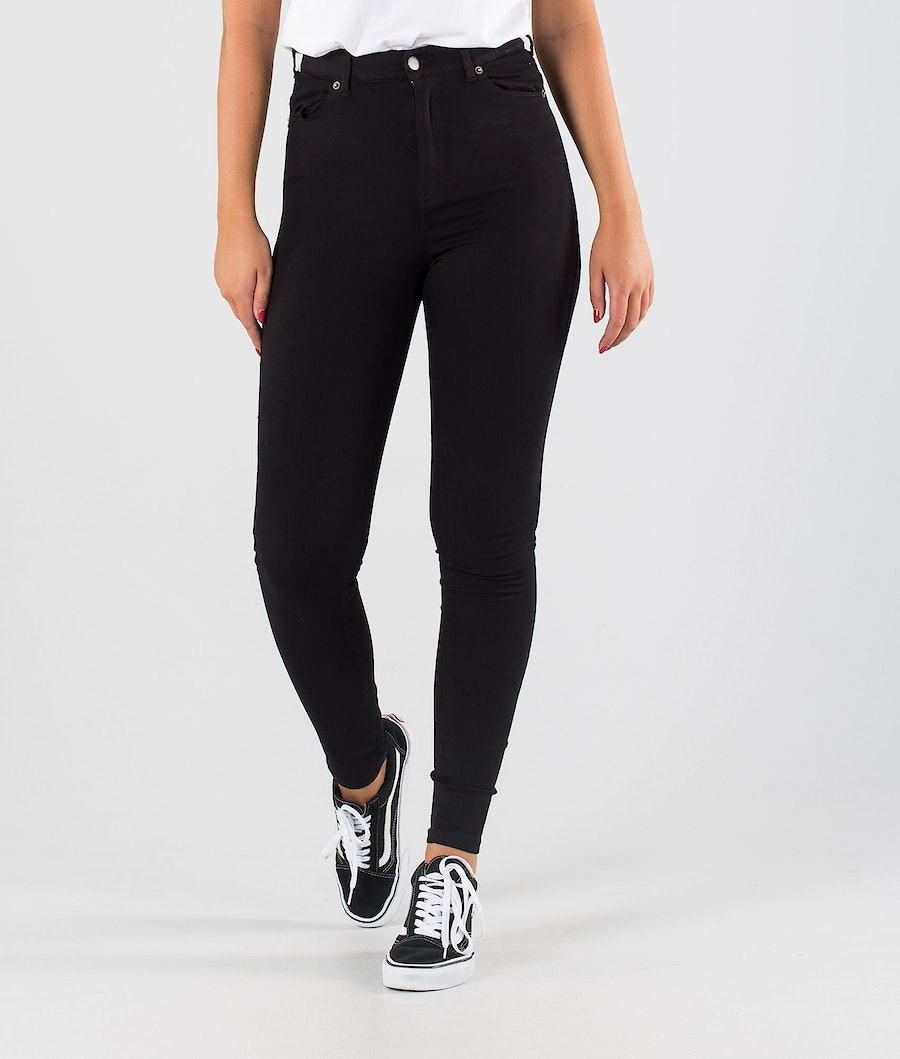 Dr Denim Moxy Pants Black