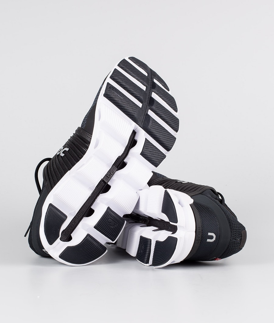 On Shoes Cloudswift Shoes Black/Rock