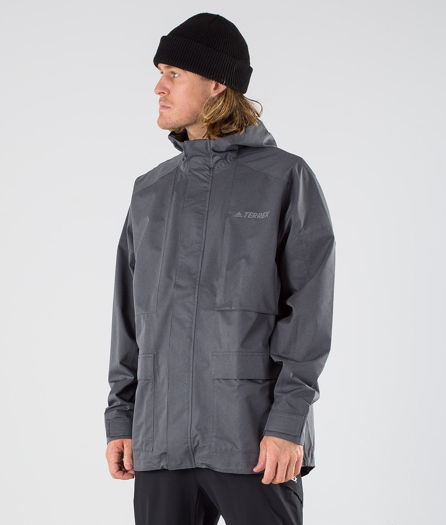 Adidas Terrex XPLR 2.5L R.R J Veste D Grey Heather