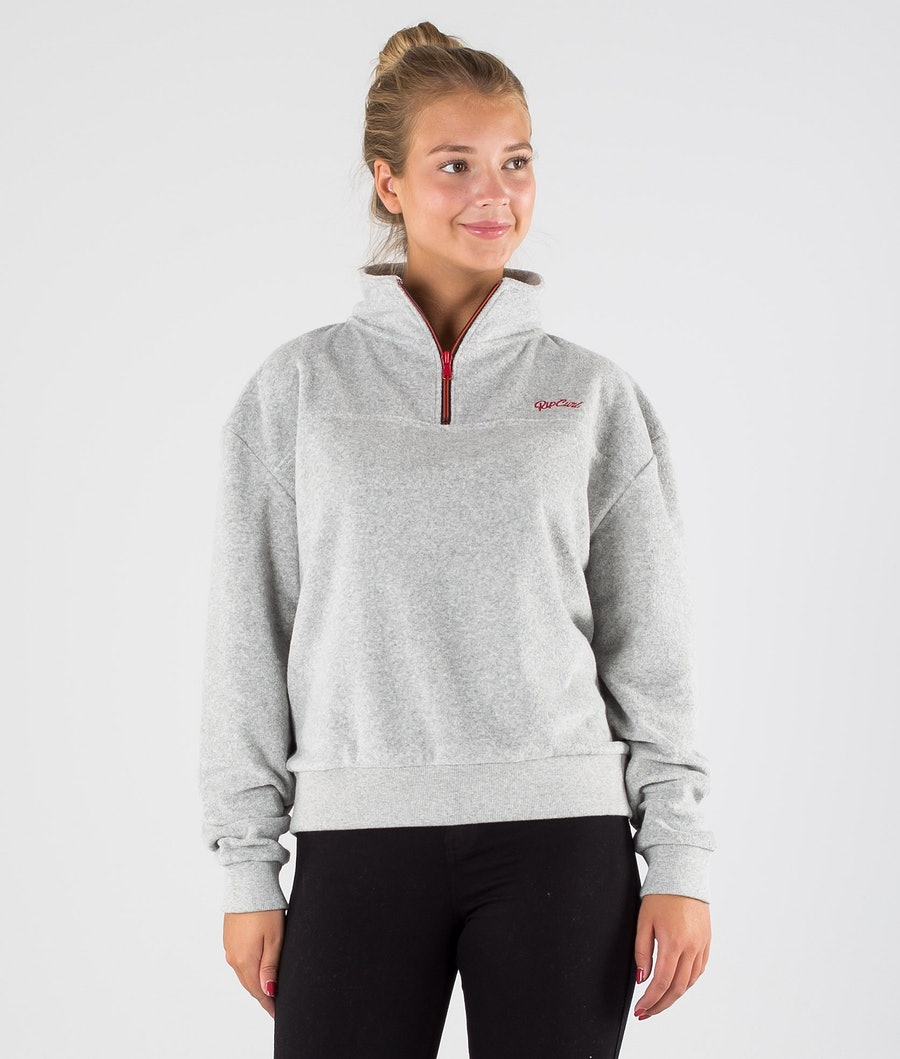 Rip Curl Manitoba Sweat Polaire Cement Marle