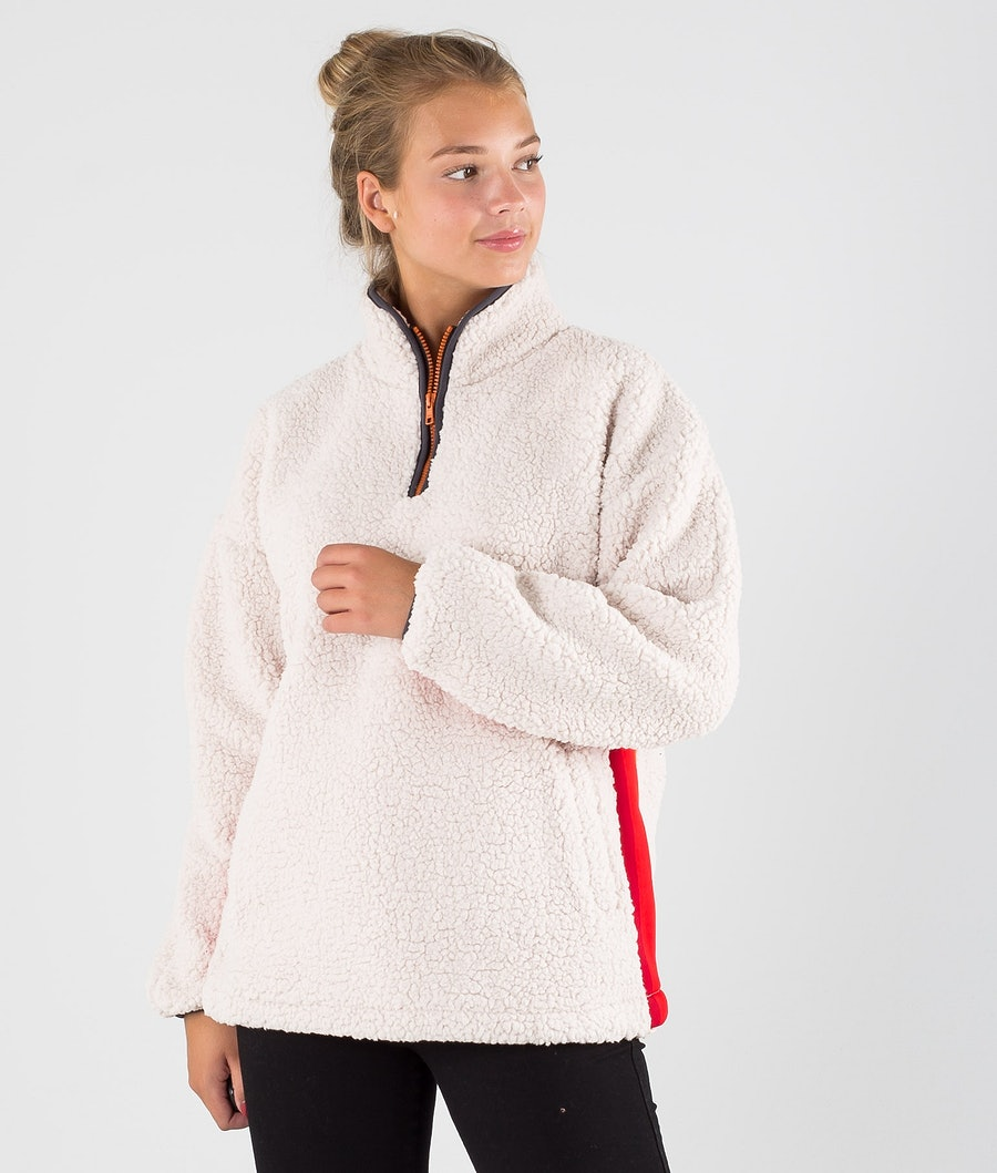 Rip Curl Nuna Polar Sweat Polaire Stone