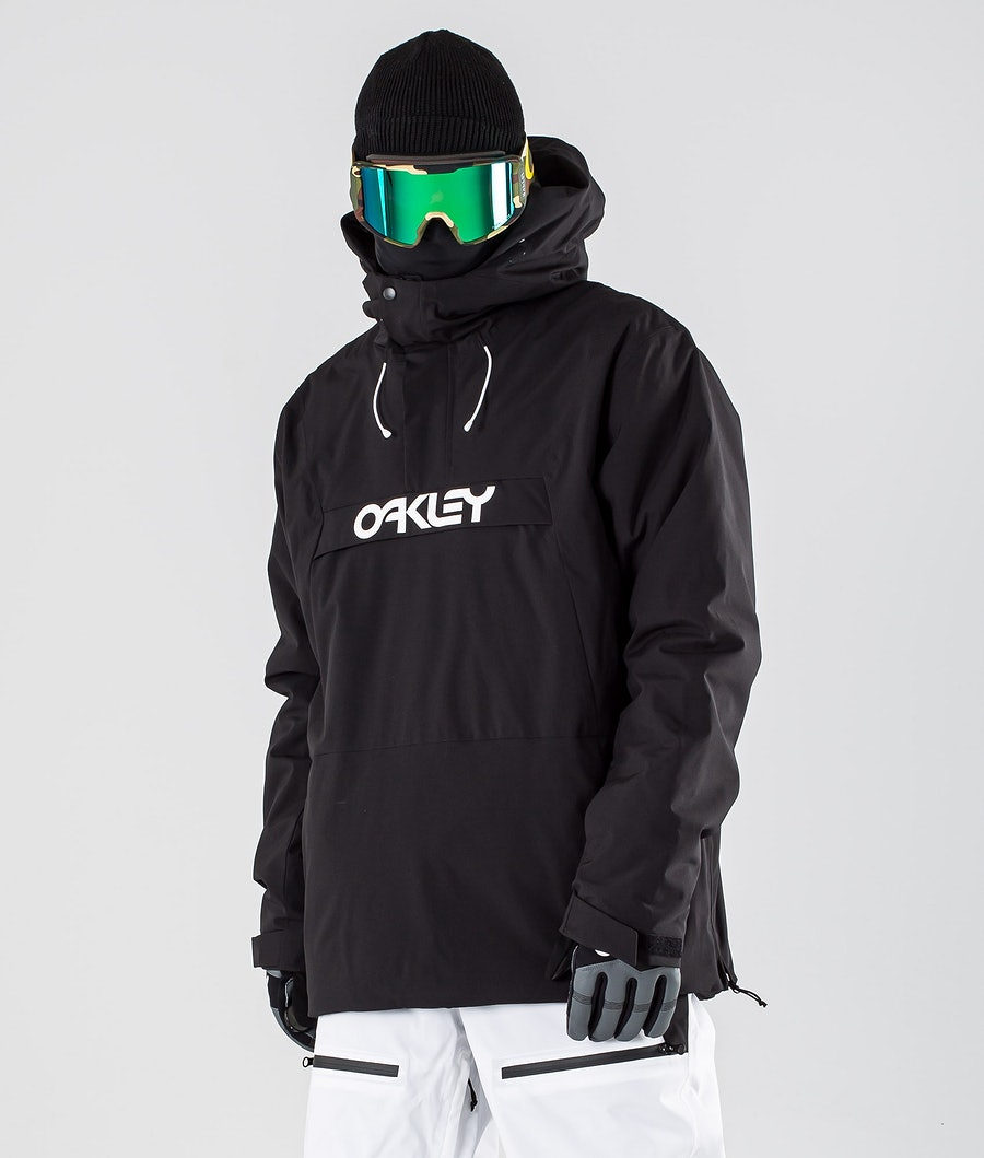 Oakley Insulated Anorak Skijakke Blackout