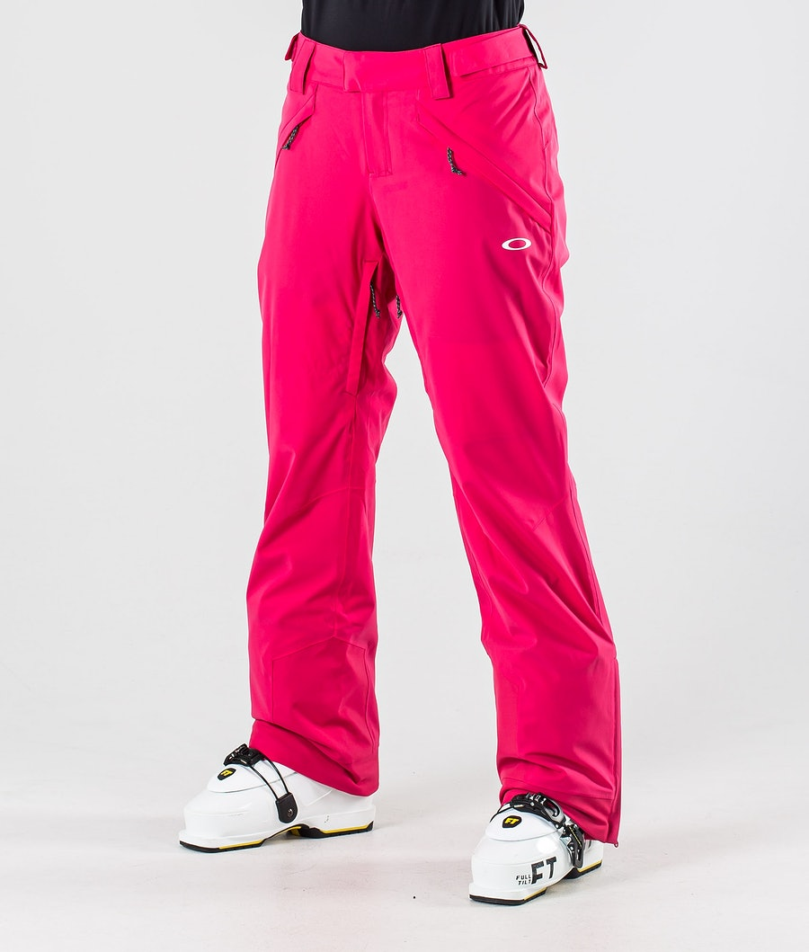 Oakley Iris Insulated Pant Skibroek Rubine Red