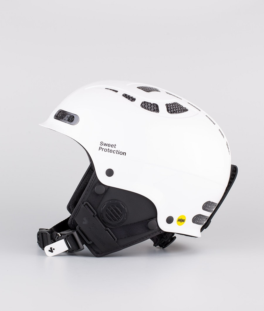 Sweet Protection Igniter II MIPS Skidhjälm Gloss White