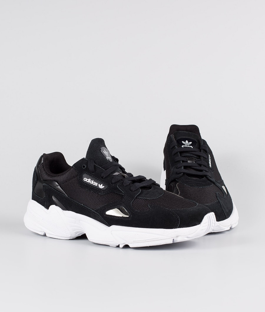 Adidas Originals Falcon Chaussures Femme Core Black/Core Black/Footwear White