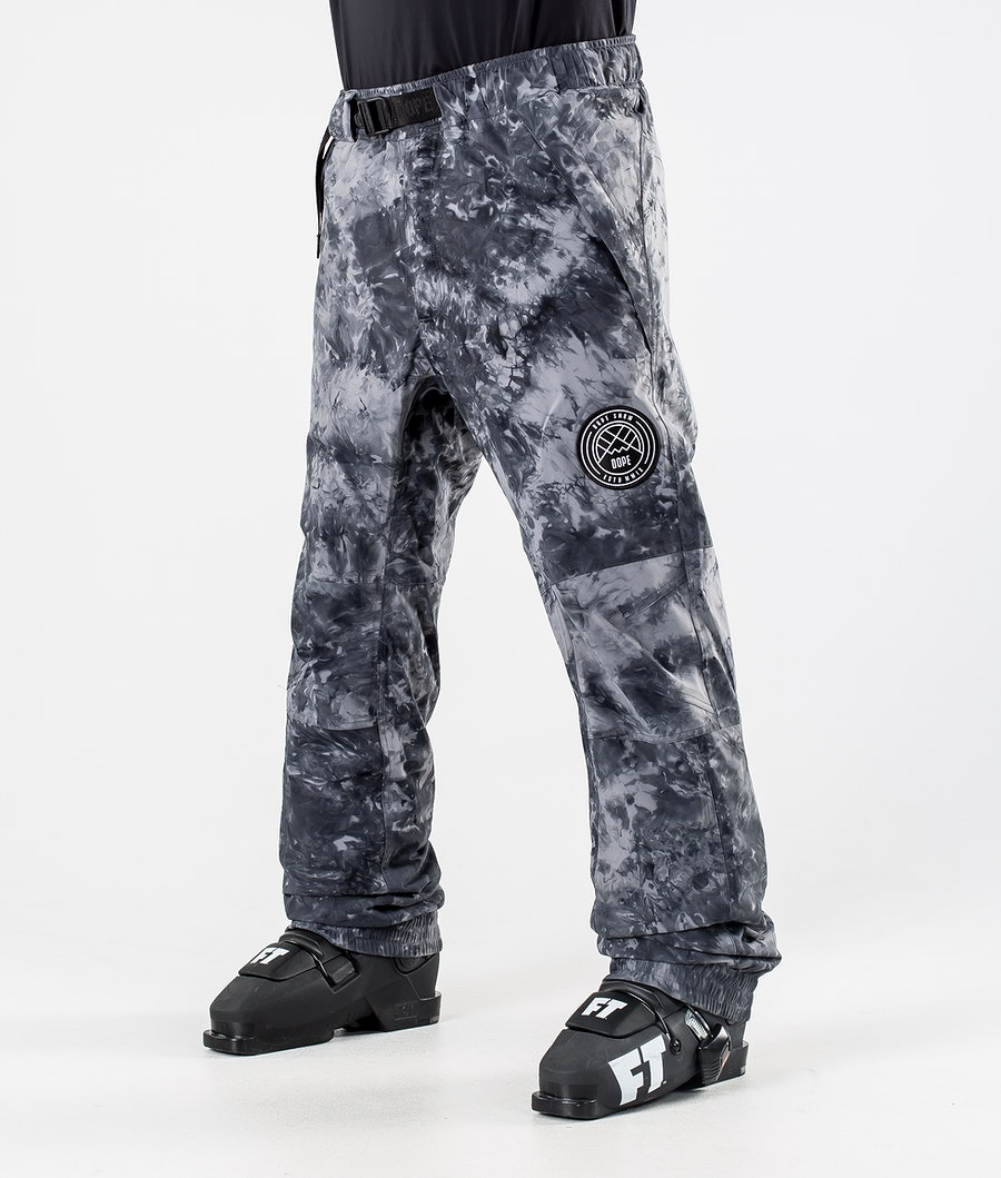 Dope Blizzard LE Ski Pants Tiedye