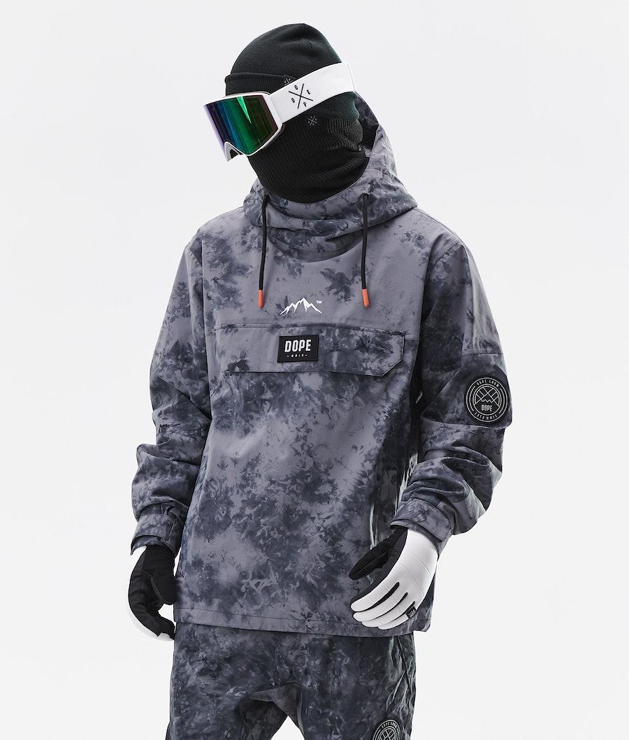 Dope Blizzard LE Veste de Snowboard Tiedye
