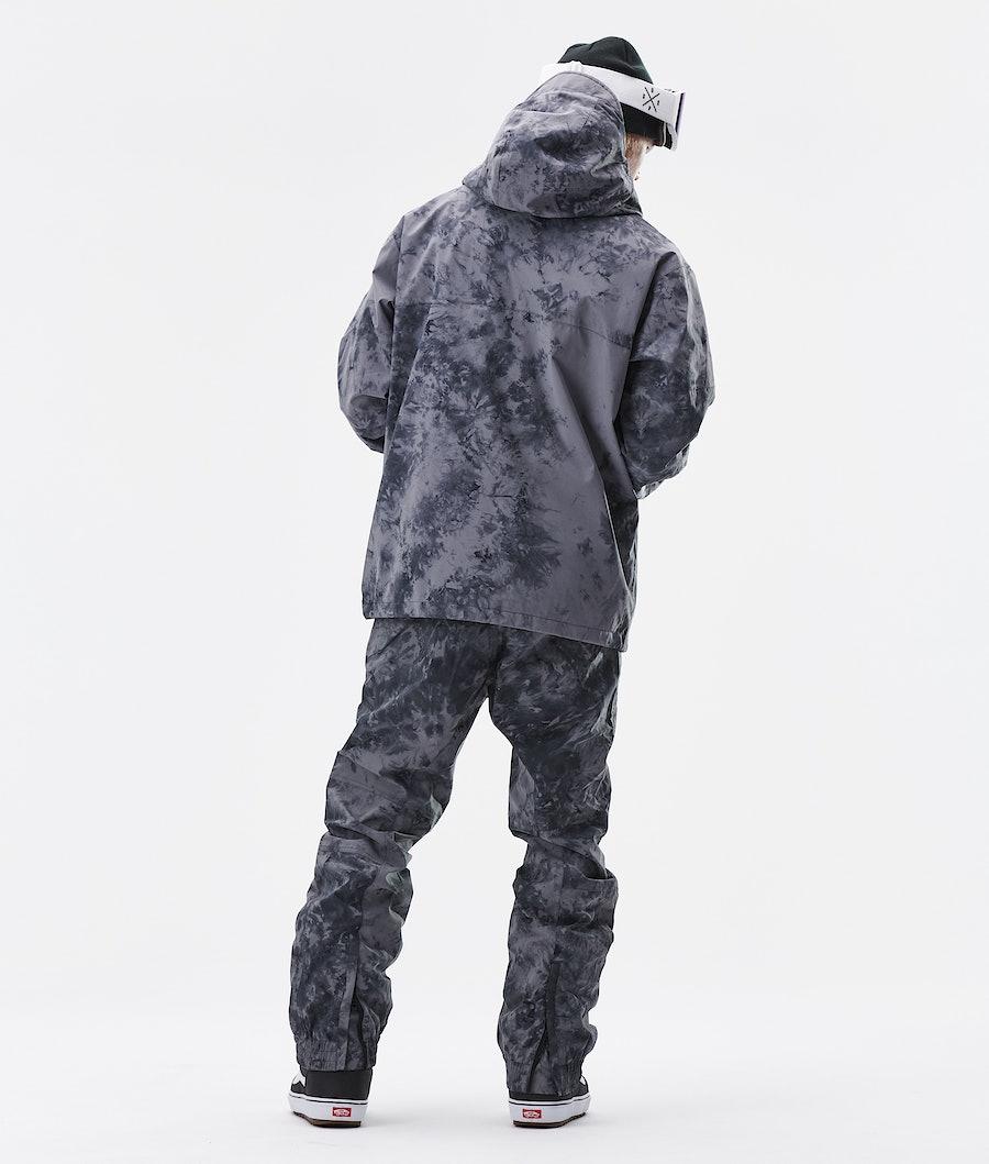 Dope Blizzard LE Snowboard Jacket Tiedye