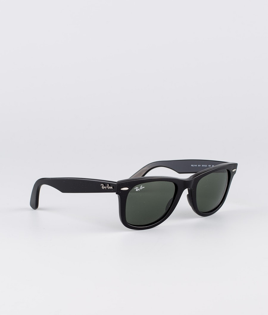 Ray Ban Wayfarer Sunglasses Black