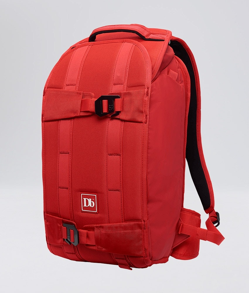 Douchebags The Explorer Sac de Montagne Scarlet Red