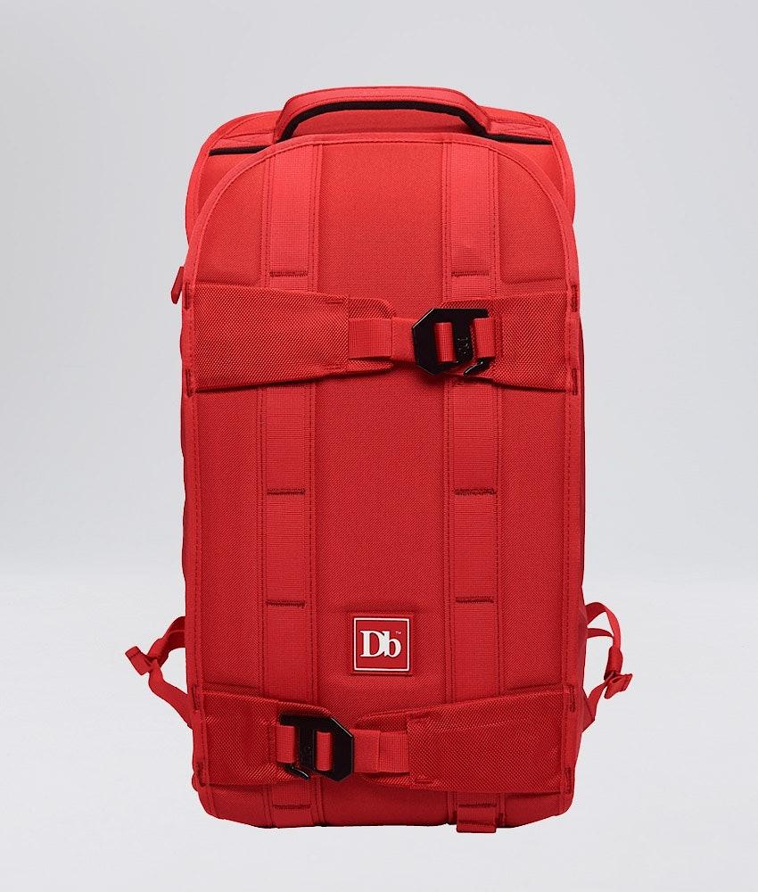 Douchebags The Explorer Väska Snow Scarlet Red