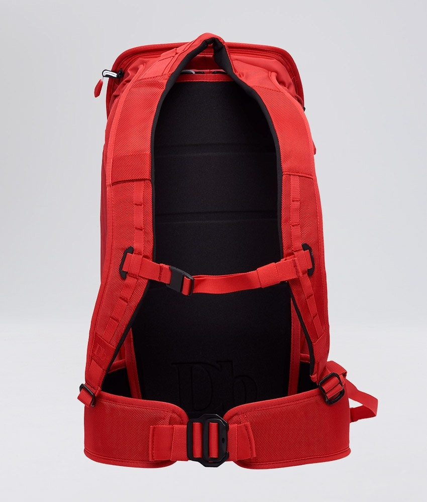 Douchebags The Explorer Snow Bag Scarlet Red