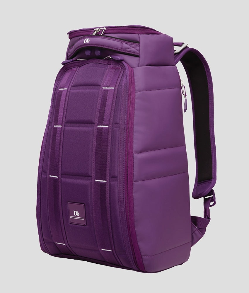 Douchebags The Hugger 20L Zaino da snow Purple