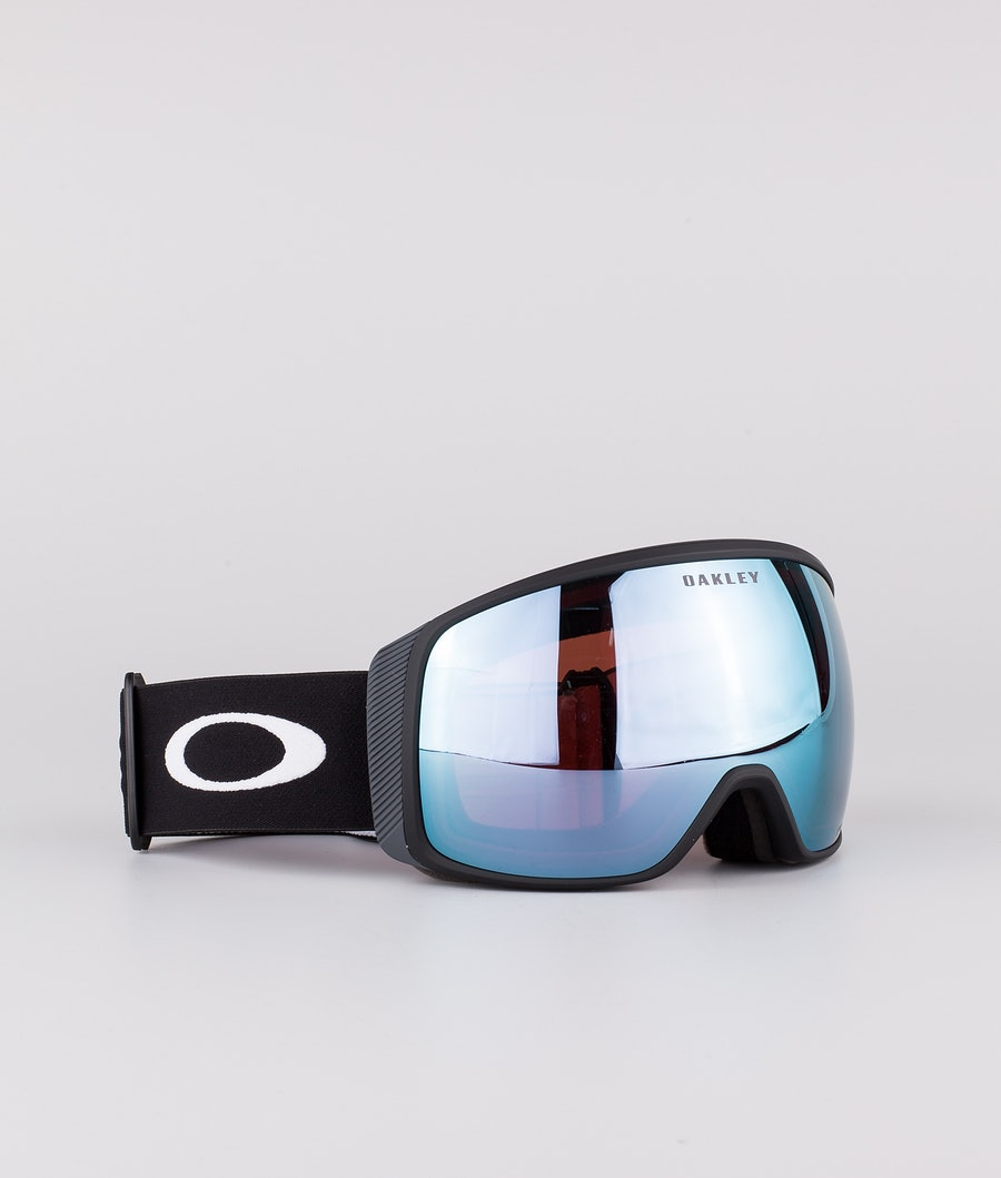 Oakley Flight Tracker XL Laskettelulasit Matte Black With Prizm Snow Sapphire Lens