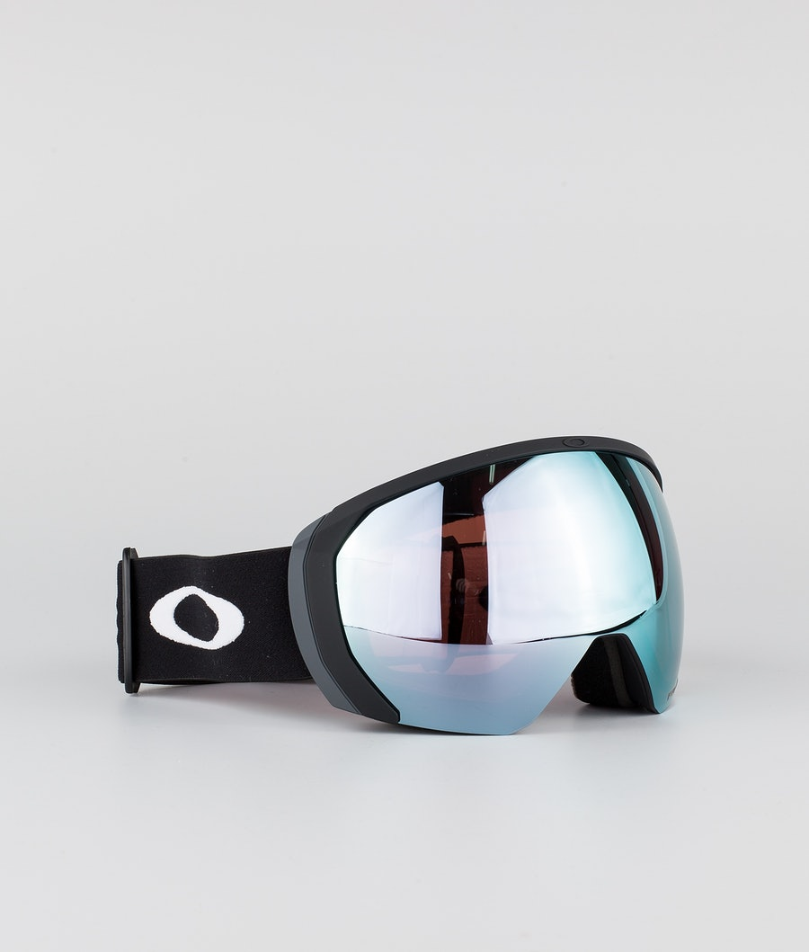 Oakley Flight Path XL Masque de ski Matte Black With Prizm Snow Sapphire Lens