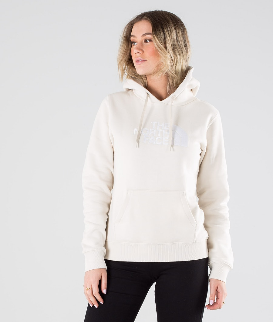 The North Face Drew Peak Sweats à capuche Vintage White/Tnf White