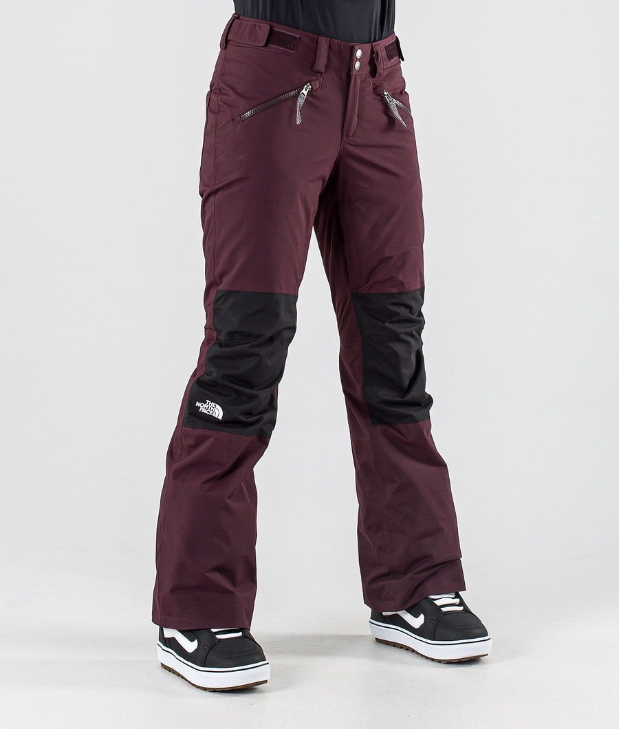 The North Face Aboutaday Snowboard Broek Root Brown/Tnf Black