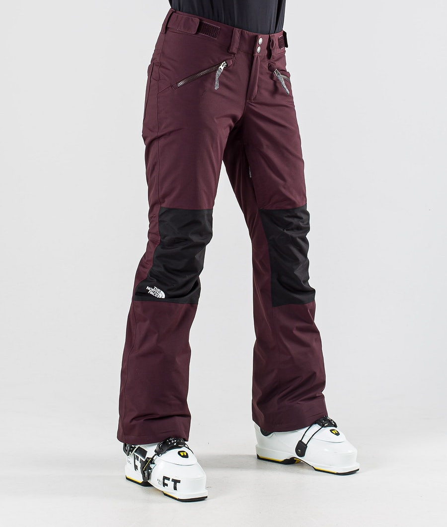 The North Face Aboutaday Pantaloni da Sci Root Brown/Tnf Black