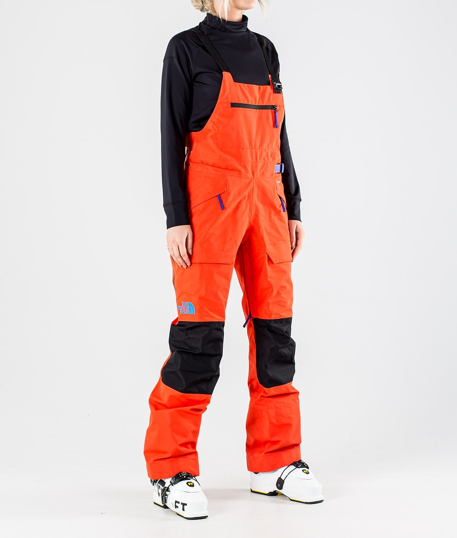 The North Face Team Kit Skibukse Flare/Tnf Black