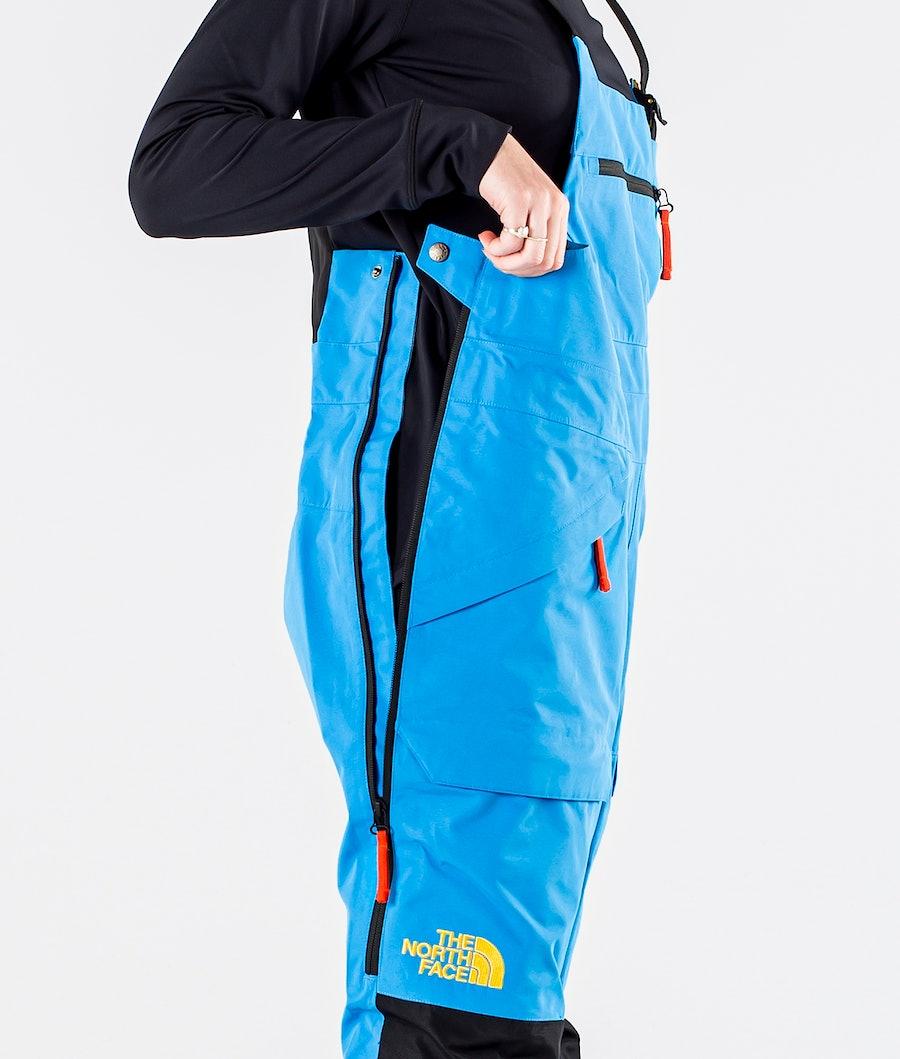 The North Face Team Kit Pantaloni da Sci Donna Clear Lake Blue/Summit Gold