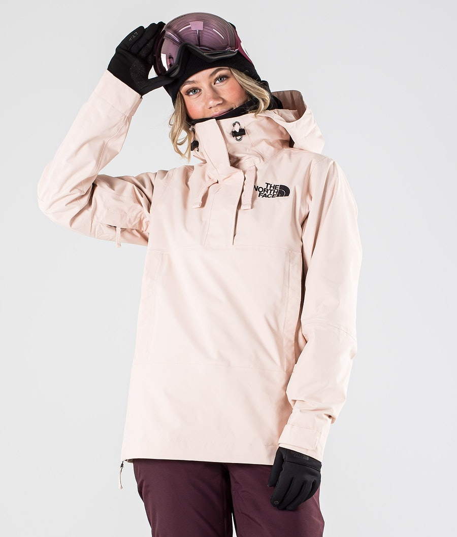The North Face Tanager Snowboard Jacket Morning Pink