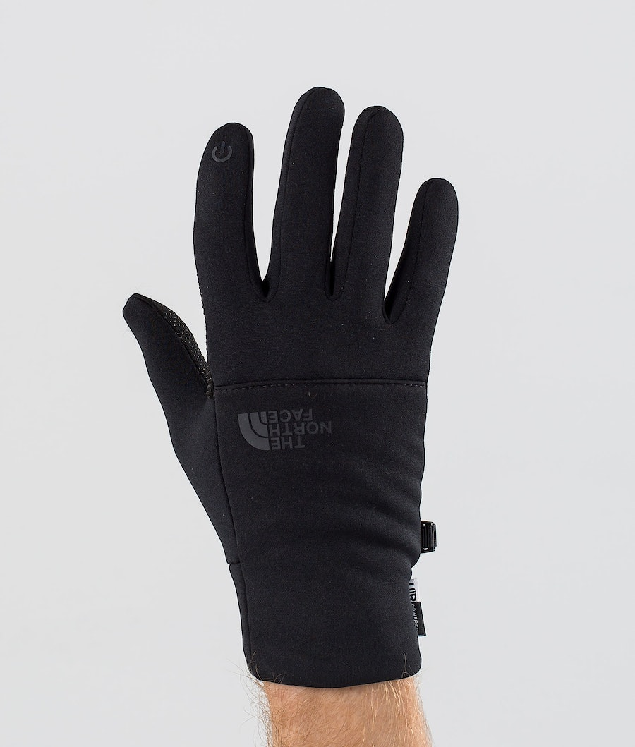 The North Face Etip Recycled Ski Gloves Tnf Black