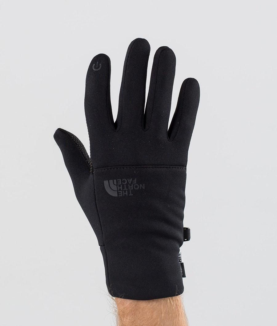 The North Face Etip Recycled Gants de Ski Tnf Black